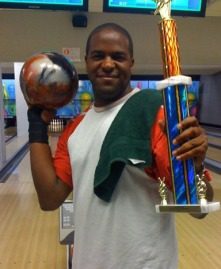 Aaron & His Favorite Sport, Bowling